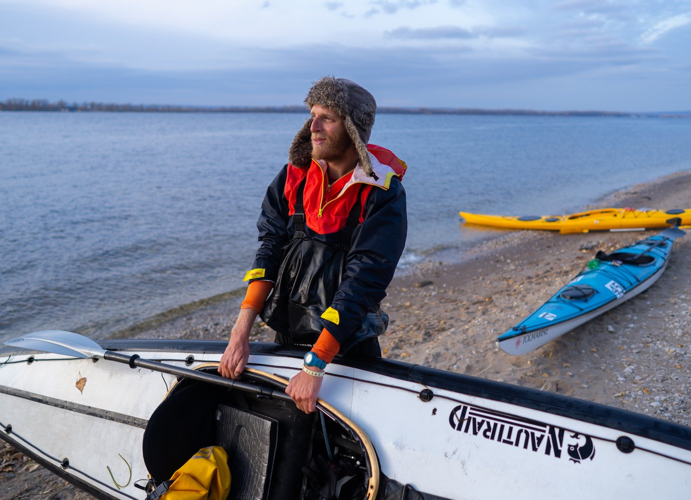 How I paddled down the Volga from source to sea