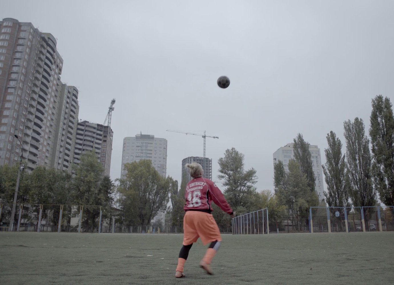 Love, war and football: 4 Ukrainian films to watch online for free