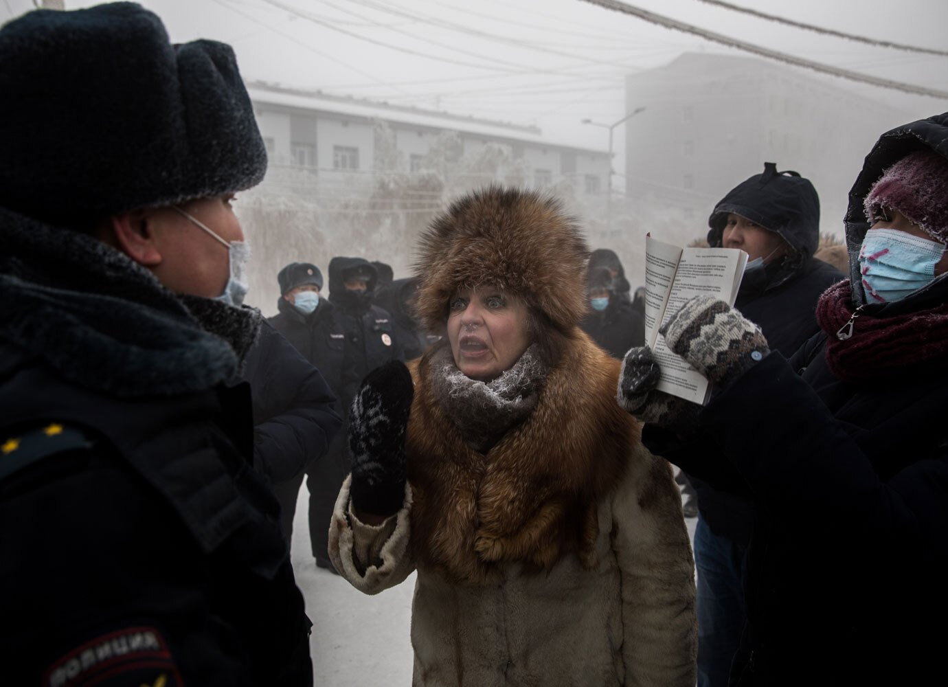 Two weekends of demonstrations in Russia — in photos
