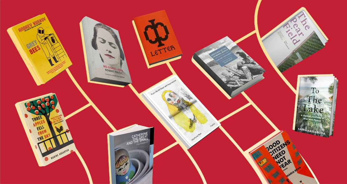 Feminist poetry, migration tales and satire: the 10 best Eastern European books of 2020