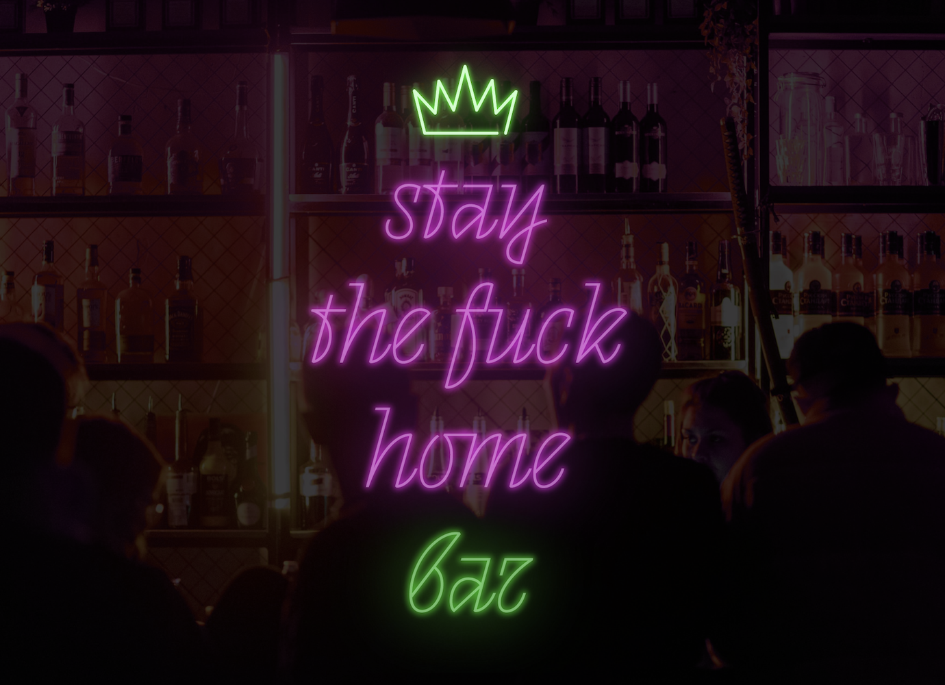 #Staythefuckhome: visit the online bar that just opened in St Petersburg