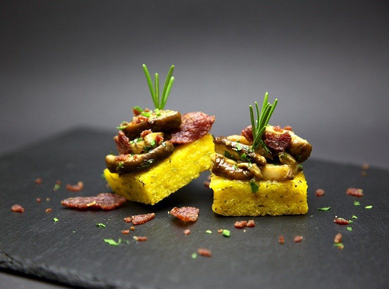 Porcini mushroom polenta and pumpkin tikvenik: discover new Bulgarian cuisine in 3 recipes