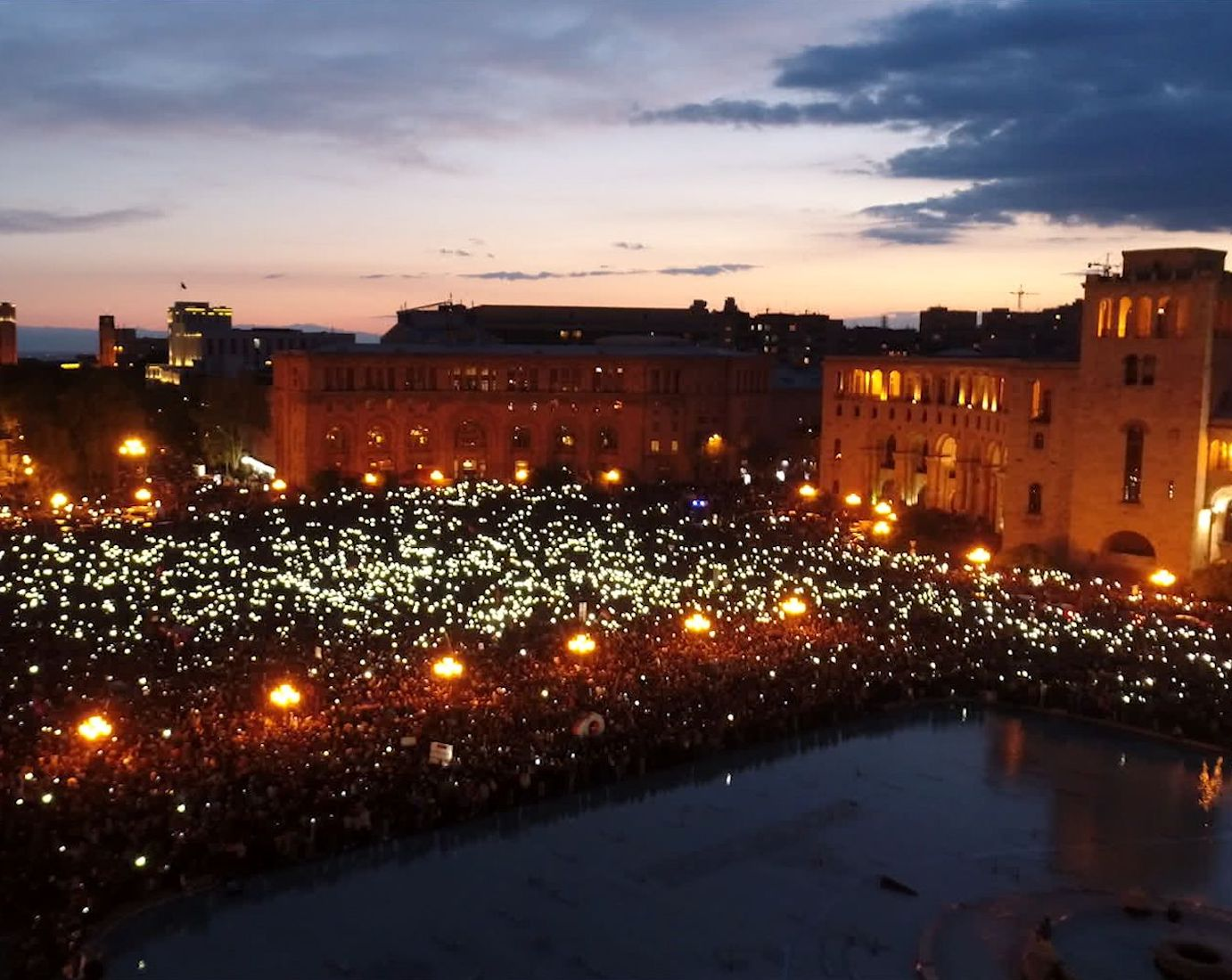Armenia's Velvet Revolution ignited imaginations. This documentary celebrates its triumph