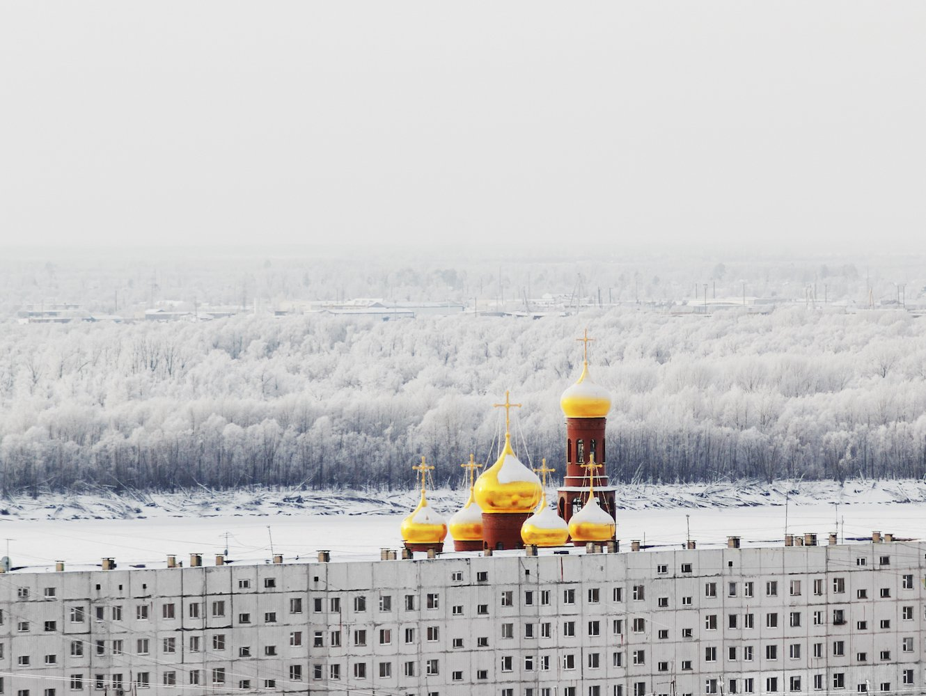 A journey across Russia – in photos