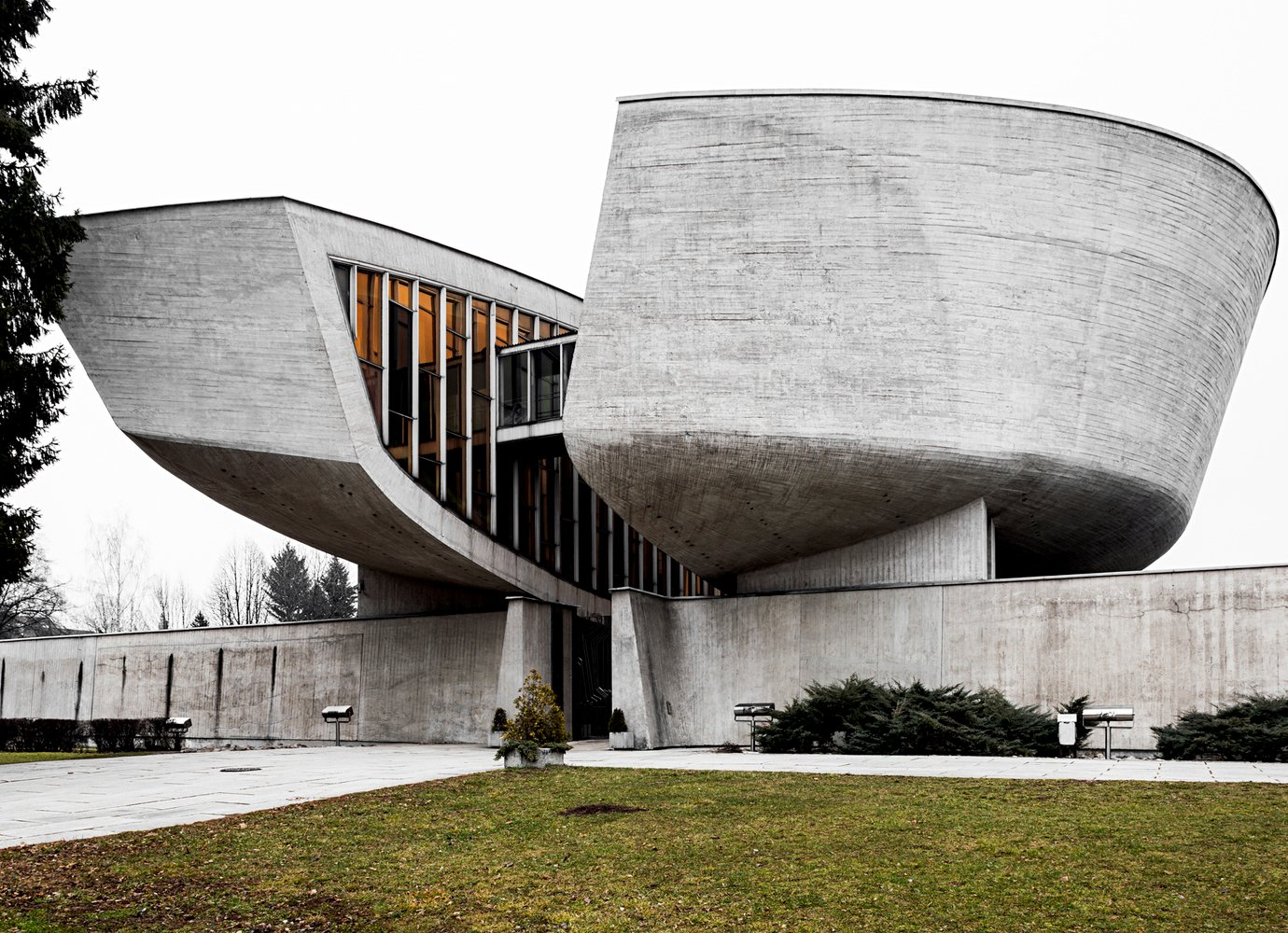 How Slovakia's Soviet ties led to a unique form of sci-fi architecture