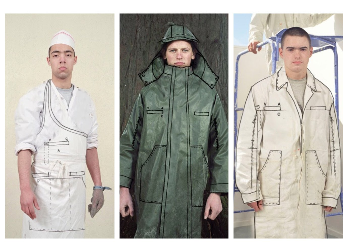 Follow suit: art workshop uniforms for a cultural hub in Moscow get a makeover