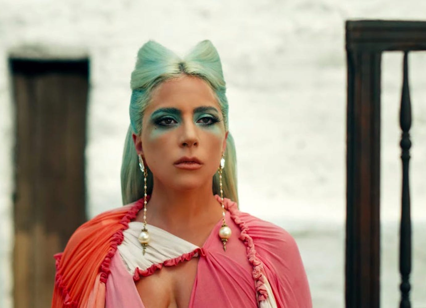 Lady Gaga's latest music video is a tribute to arthouse Armenian filmmaker Sergei Parajanov