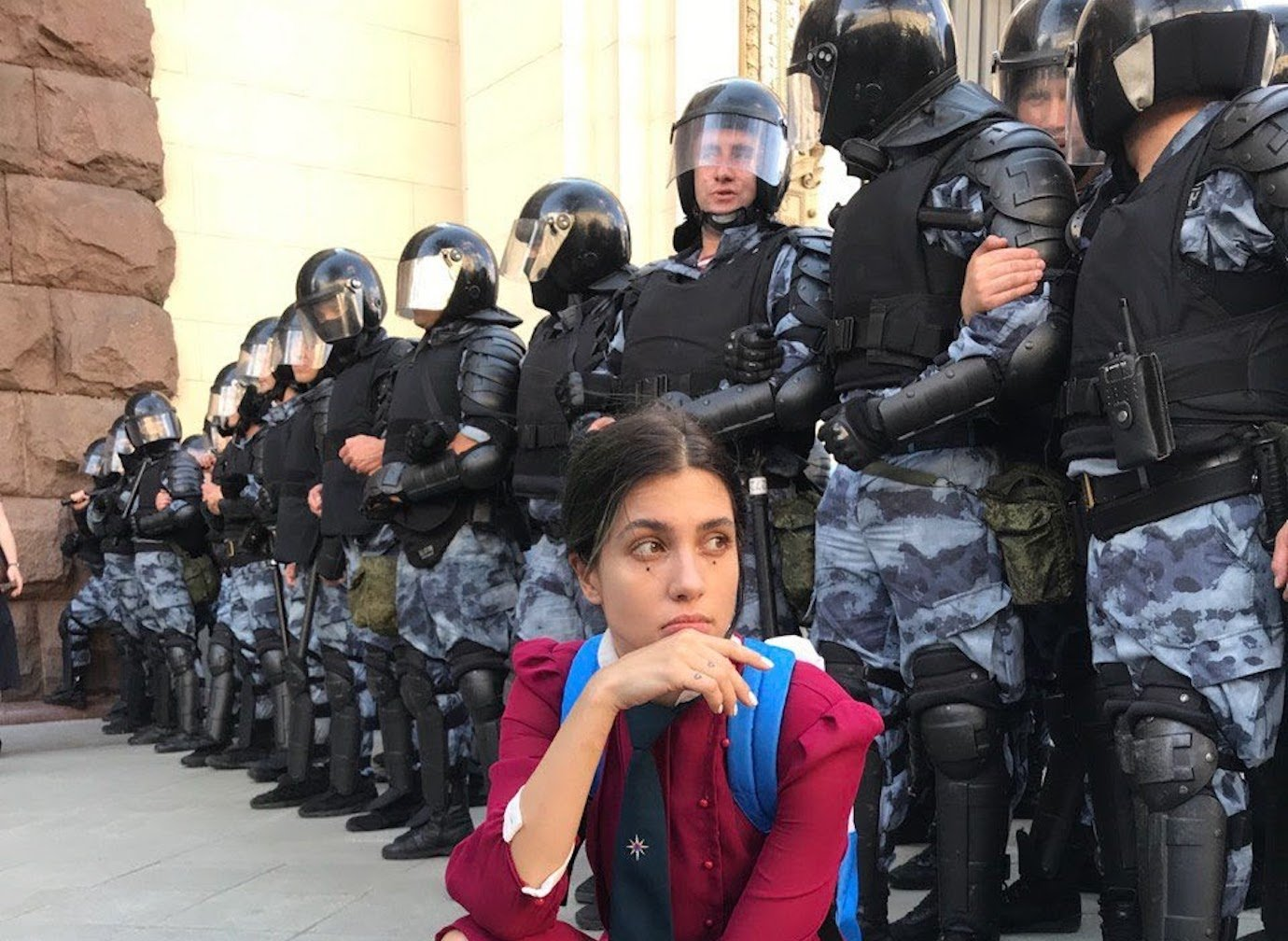 Rage: Pussy Riot drop new video in support of Russia's political prisoners