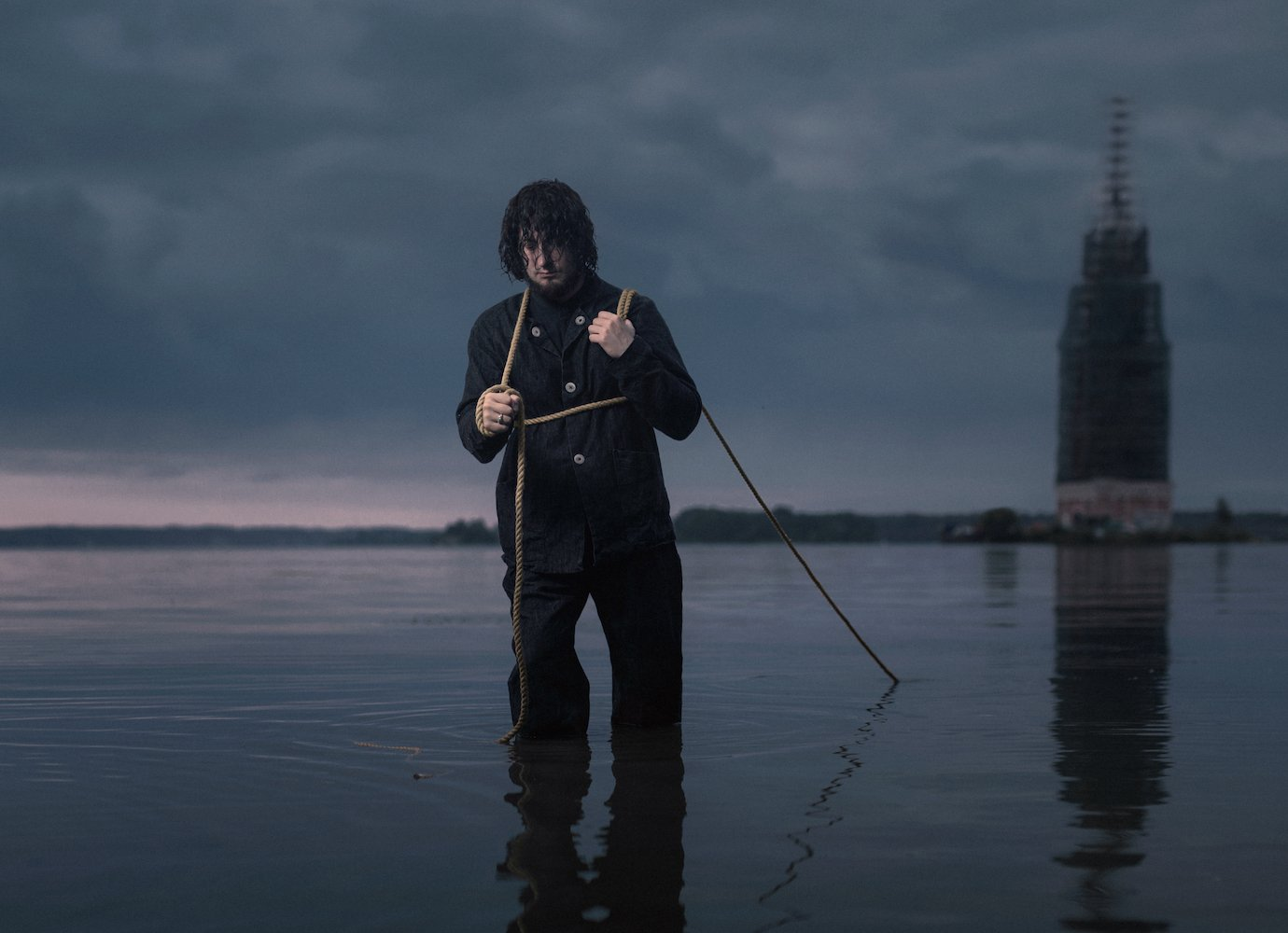 A Russian menswear brand pays tribute to the Volga's vanished barge haulers