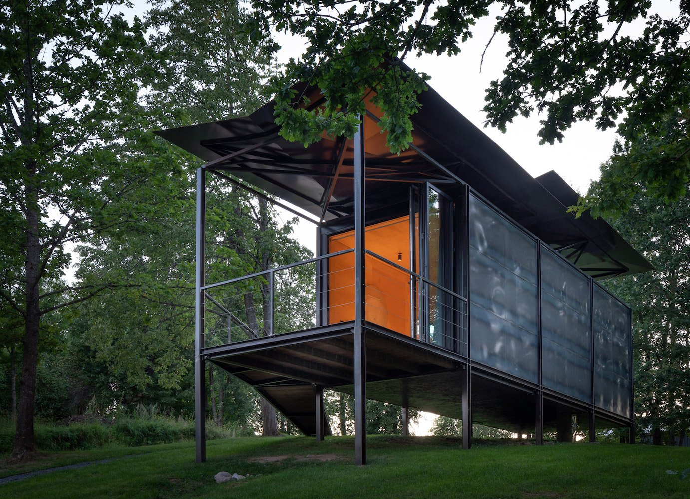 Home on the move: the portable Lithuanian cabin that you can set up anywhere
