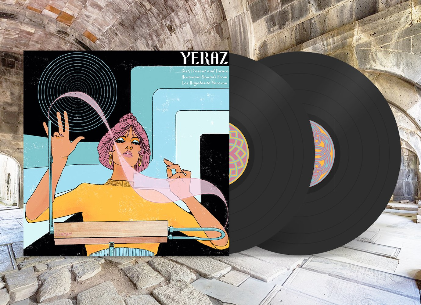 Yeraz: the dreamy debut album fusing Armenian sounds from across the world