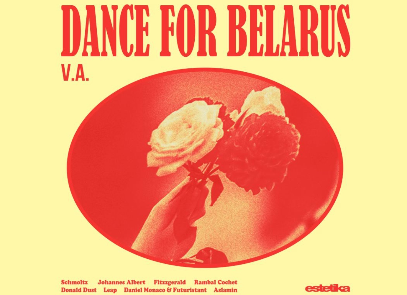 Dance for Belarus: listen to the electronic album supporting victims of political repression