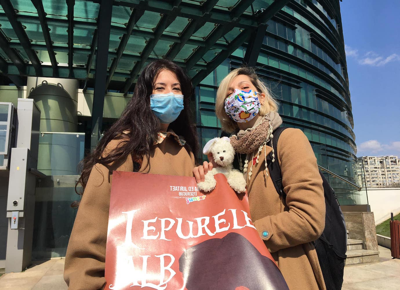 Romanian independent artists protest lack of government support as pandemic restrictions threaten their survival
