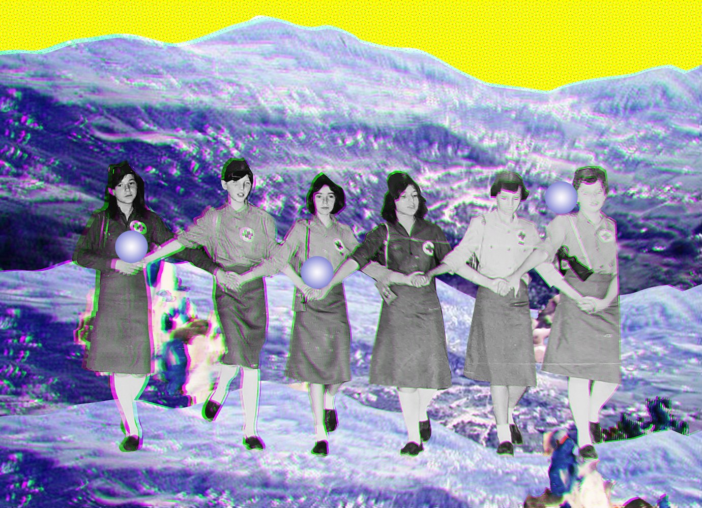 Urban HerStories: activist-led project exploring women's relationship to post-communist public spaces since the 1960s
