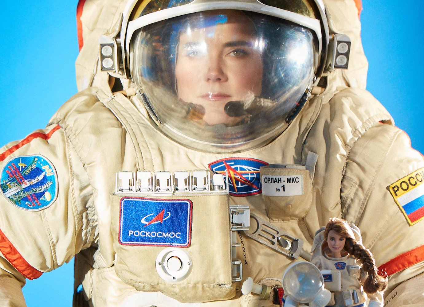 Barbie honours Russia's only female cosmonaut with its new doll