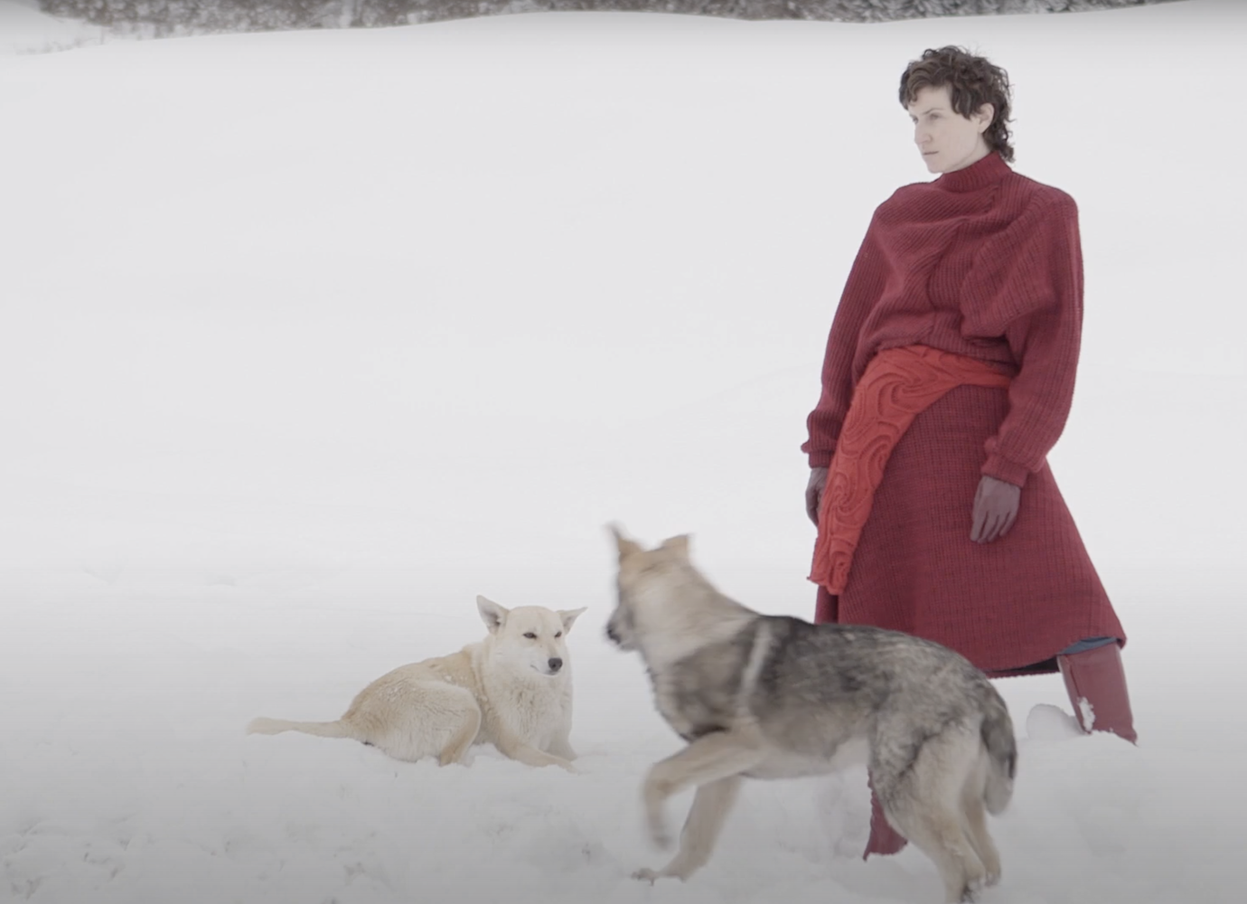 Situationist takes you to Georgia's Svaneti mountain region with the video launch of their FW 21/22 collection