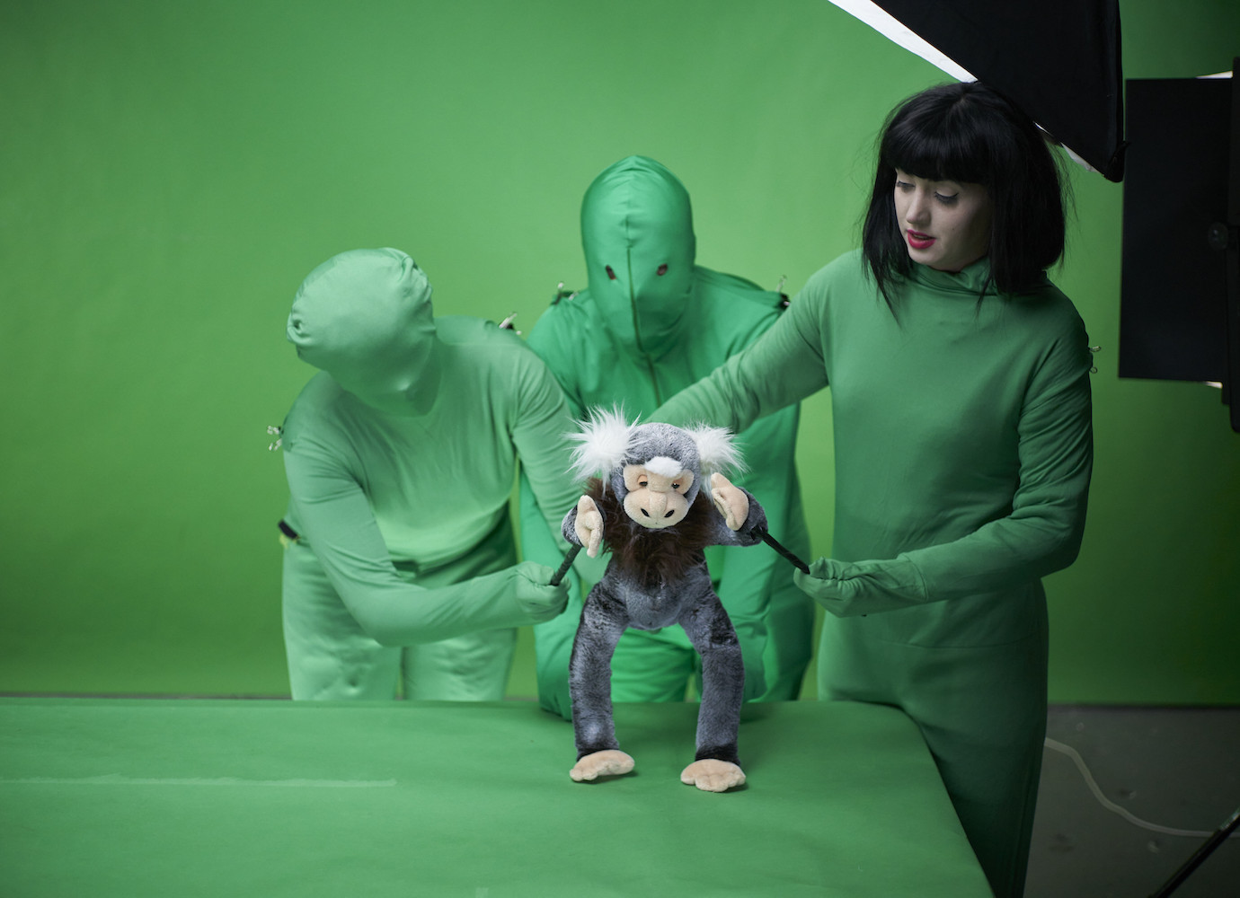 How a charity uses gifts given by abusers to create puppet shows highlighting domestic violence