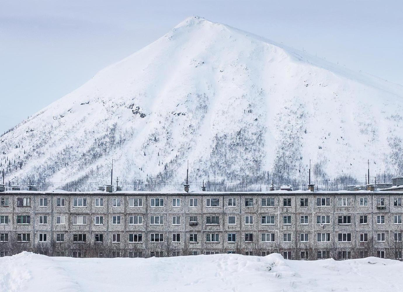 Monotowns: a photographic portrait of post-industrial Russia