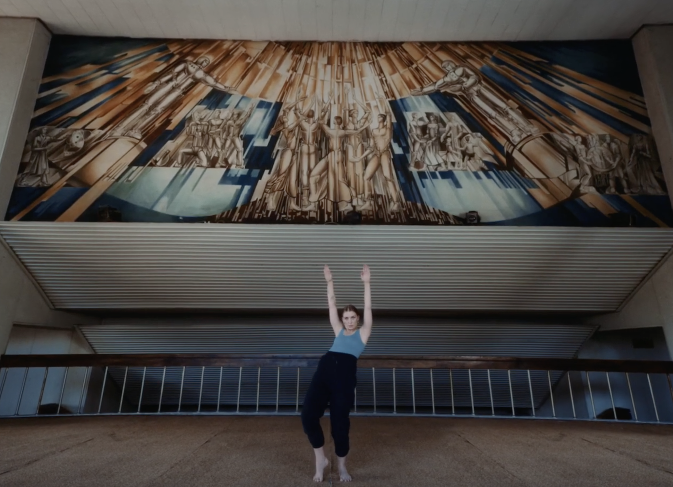 Dance your way through Lithuania's socialist modernist buildings