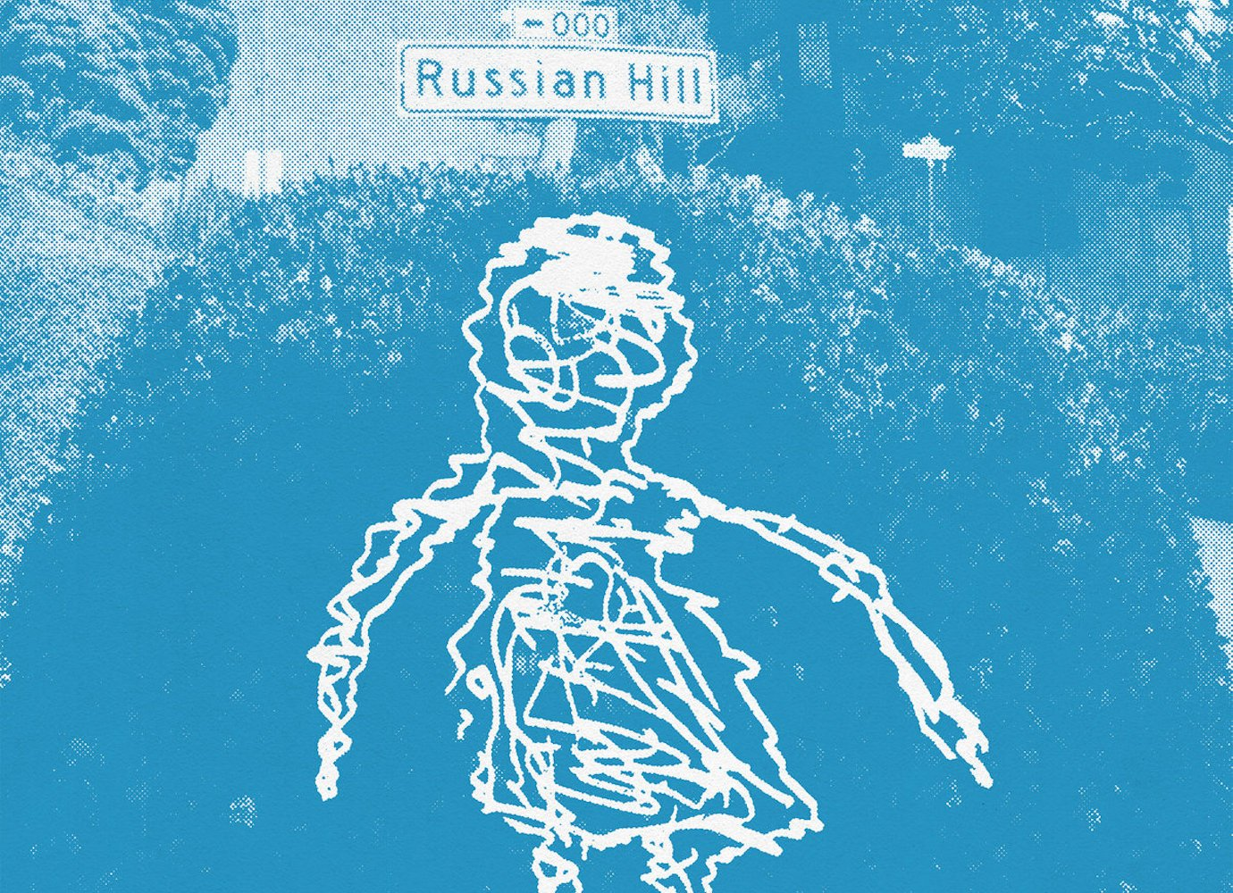 Russian Hill Chiropractic: new electronic music meditating on what it means to be Russian