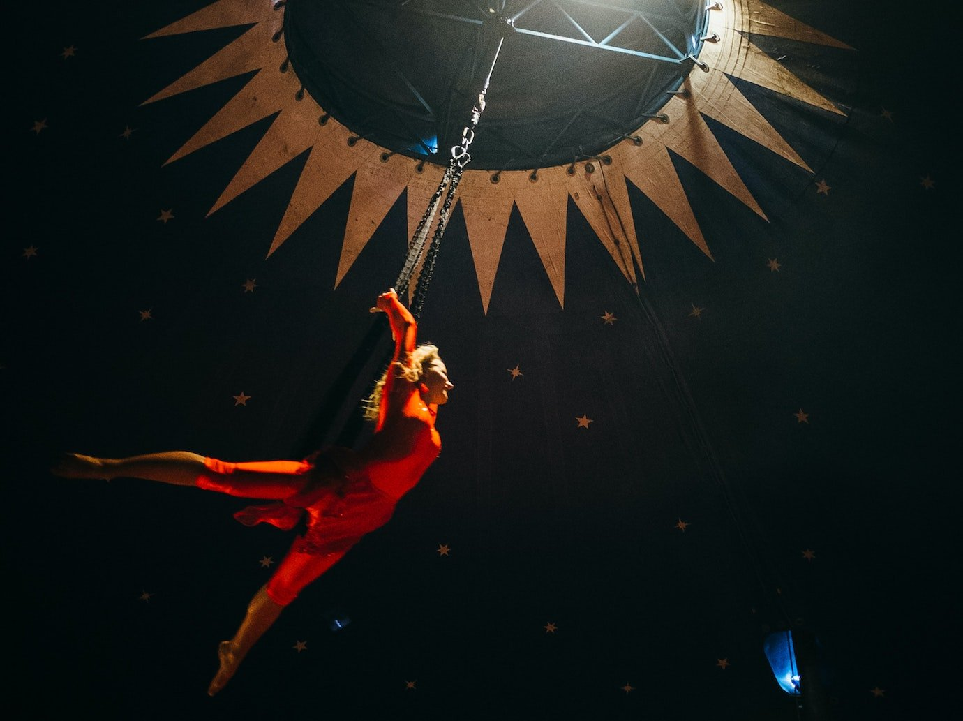 'Spin, world, spin, circus:' two avant garde Ukrainian poems celebrating circus life