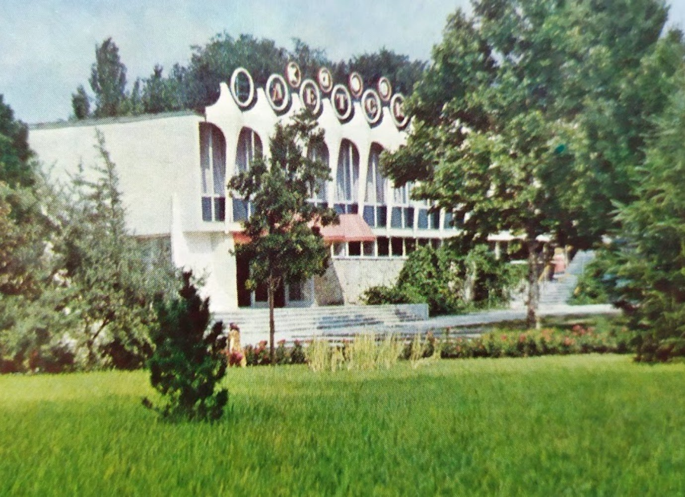 The late Soviet cafe that sparked a civic movement in Moldova | Concrete Ideas