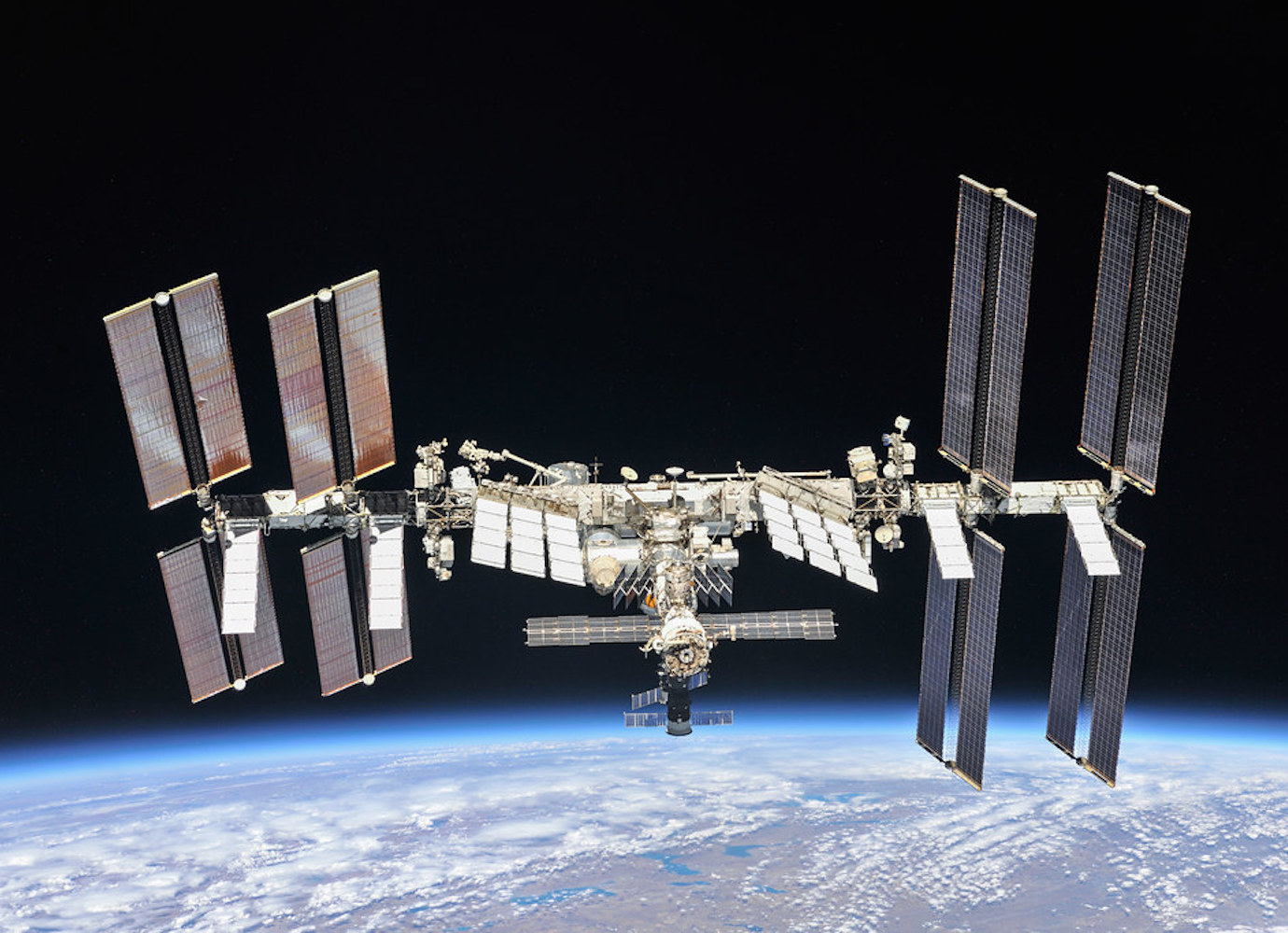 Russia announces plans to make the first film shot in space on the International Space Station