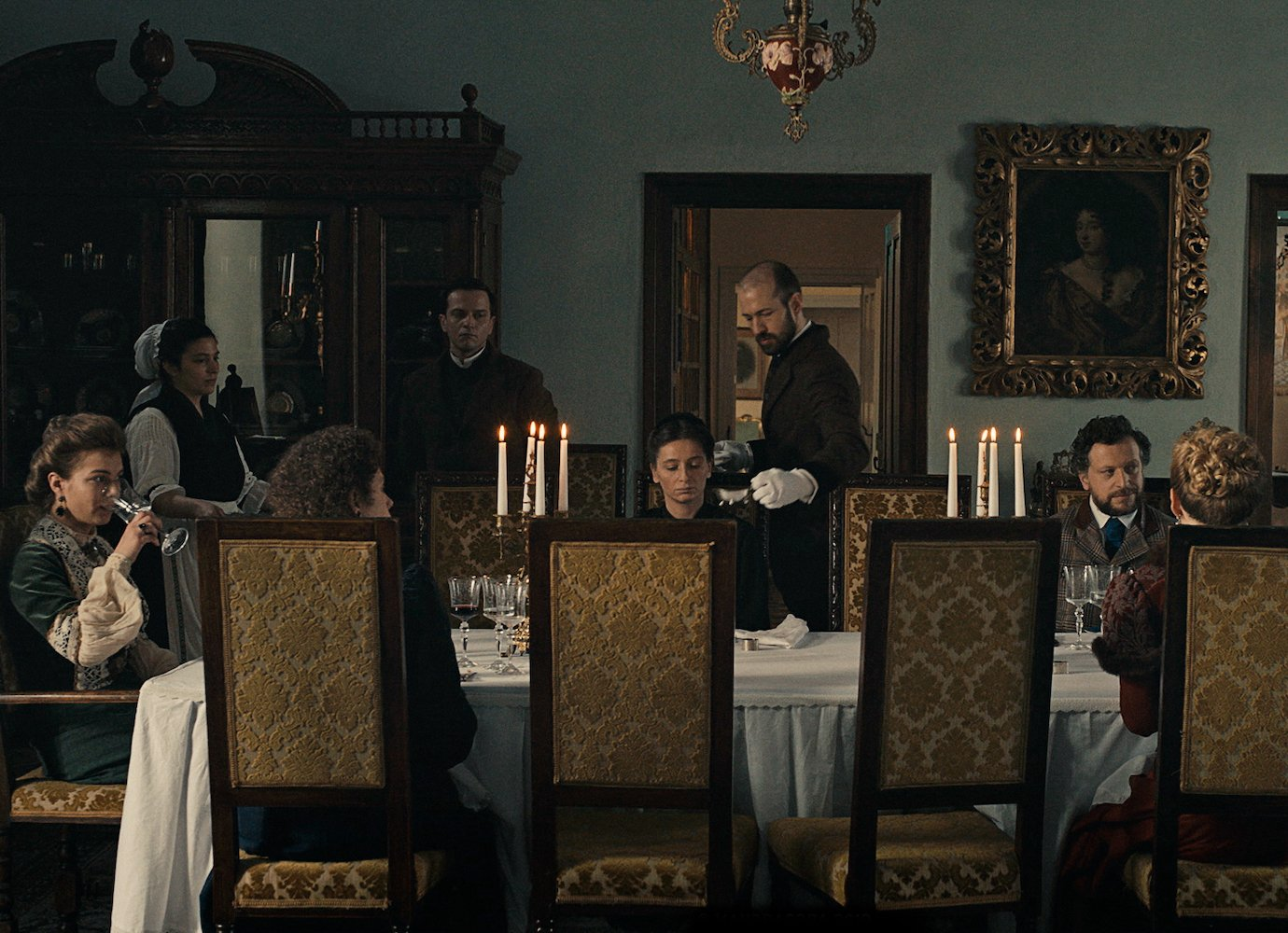 Set on a Transylvanian estate, Malmkrog is a journey through a dreamlike, philosophical dinner party | Film of the Week