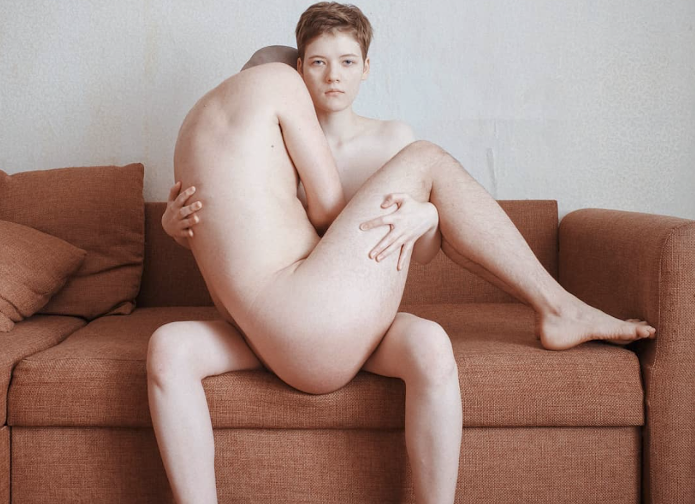 One Russian photographer turns his everyday routine into a performance in search of gender liberation