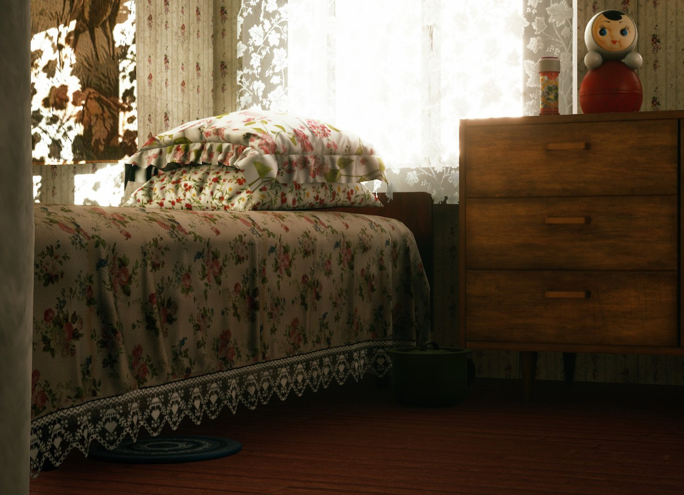 This cosy video game takes you to a Russian dacha for an afternoon nap