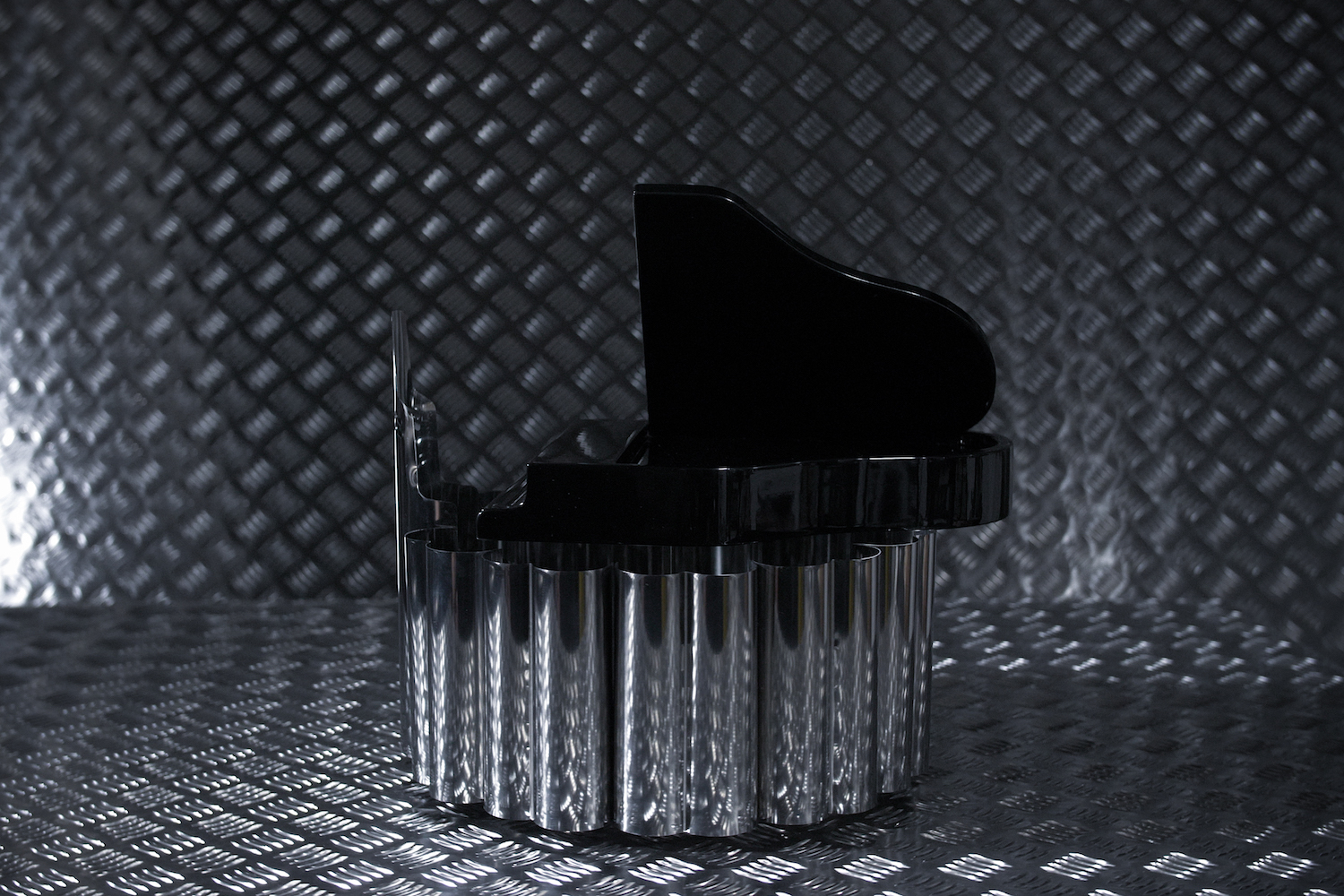 Hypergravitational Piano (2018). Image: Lithuanian Space Agency