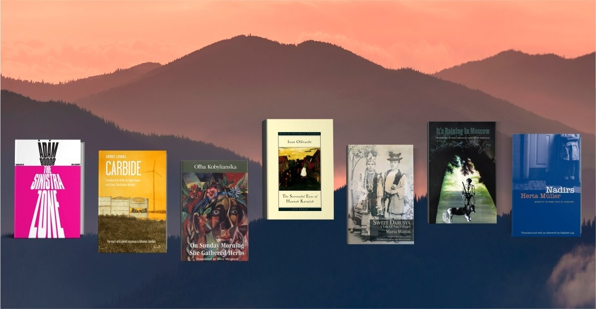 9 books on the Carpathians, from political satire to mythical tales