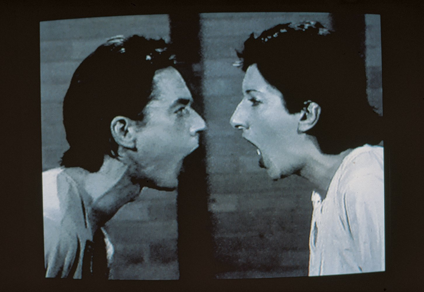 Marina Abramović and Ulay: relive the art couple's most memorable performances