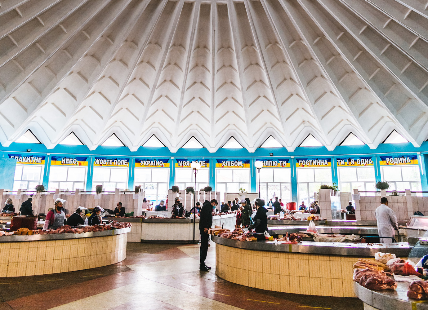 Join the Instagram account fighting to save Ukraine's modernist heritage