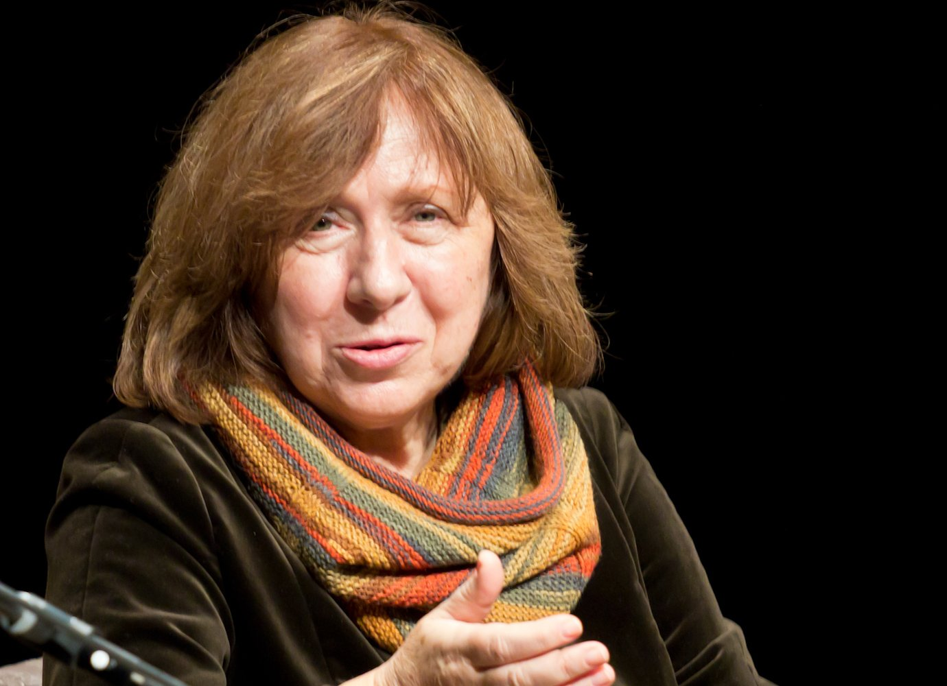 Svetlana Alexievich: where to start with her literature