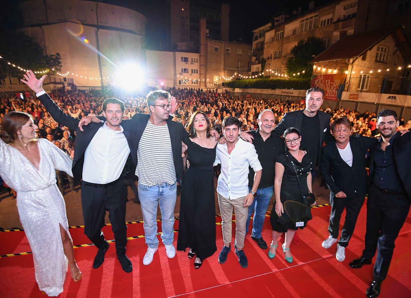 Letter from the Sarajevo Film Festival: how cinema brought new life to the heart of Bosnia and Herzegovina