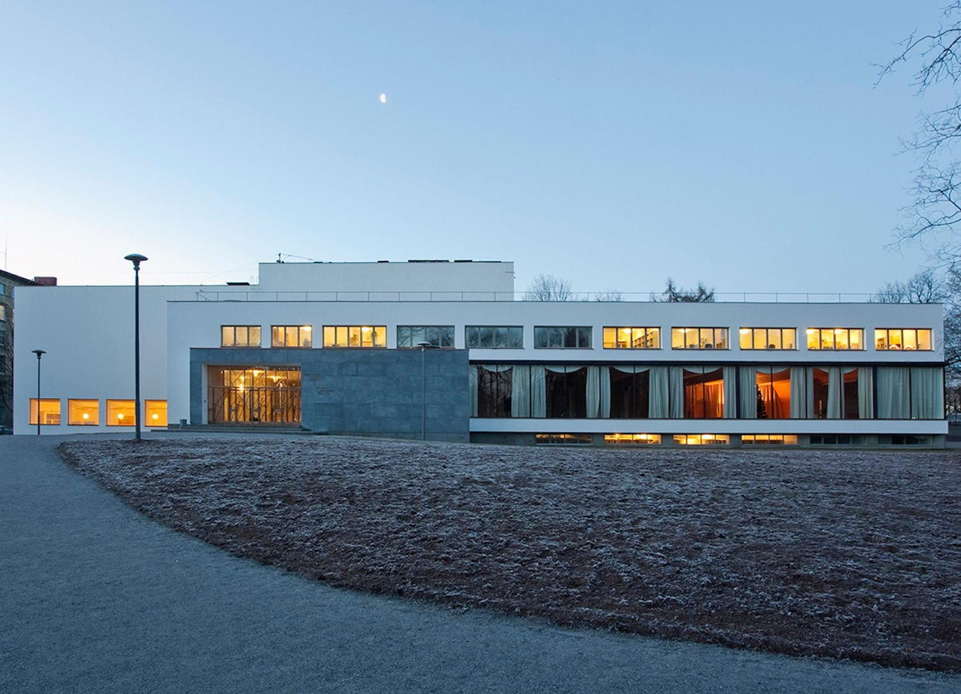 The Finnish-Russian library that united conservationists beyond borders | Concrete Ideas