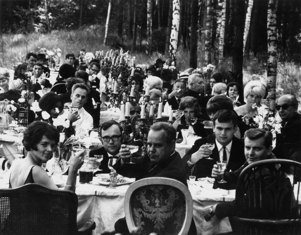 The Party and the Guests: the absurdist film that was 'banned forever' in communist Czechoslovakia