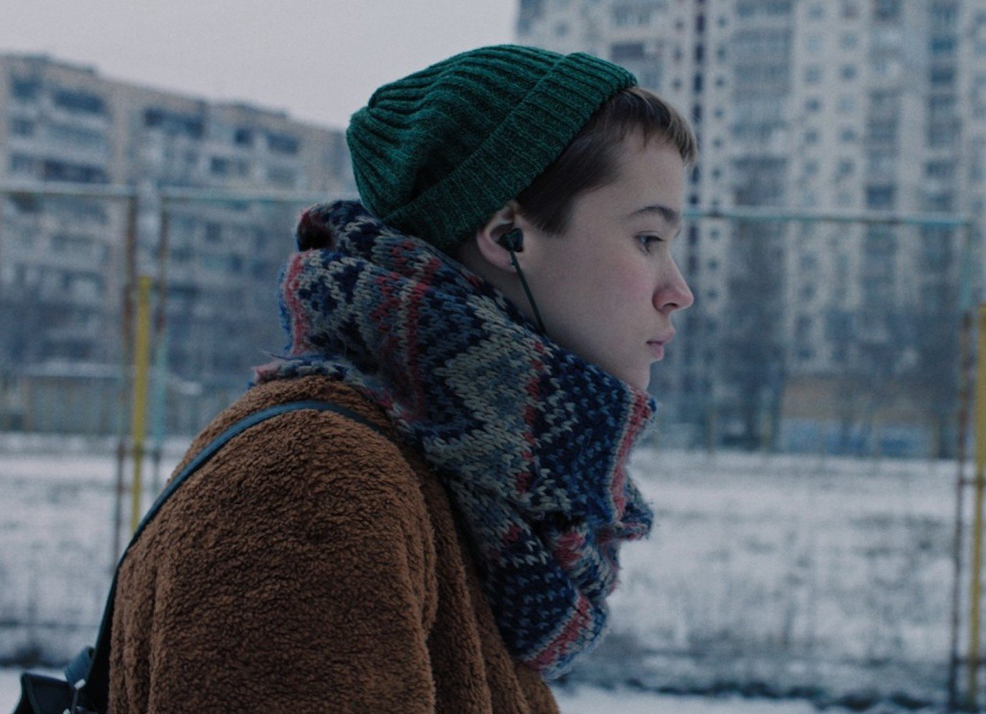 Merging reality and fiction, Stop-Zemlia is an honest account of adolescent turbulence in Ukraine