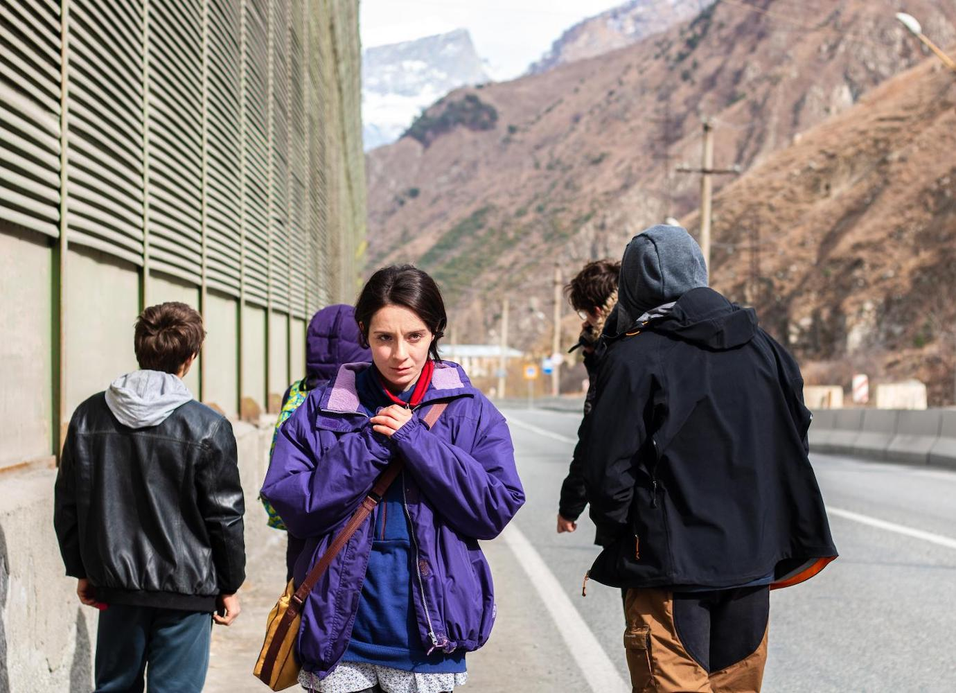 Unclenching the Fists: a young North Ossetian woman's odyssey to freedom
