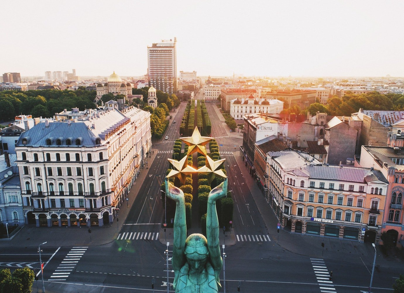 Latvia is Eastern Europe's most 'artistic' country, study finds