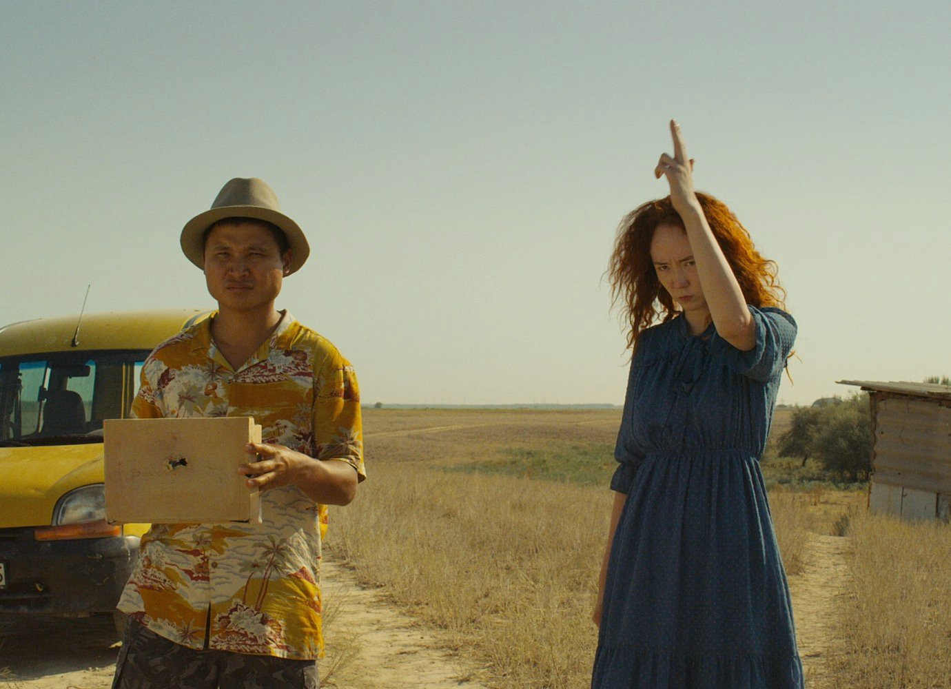 Yellow Cat follows one man's impossible dream to build a cinema in the Kazakh steppe | Film of the Week