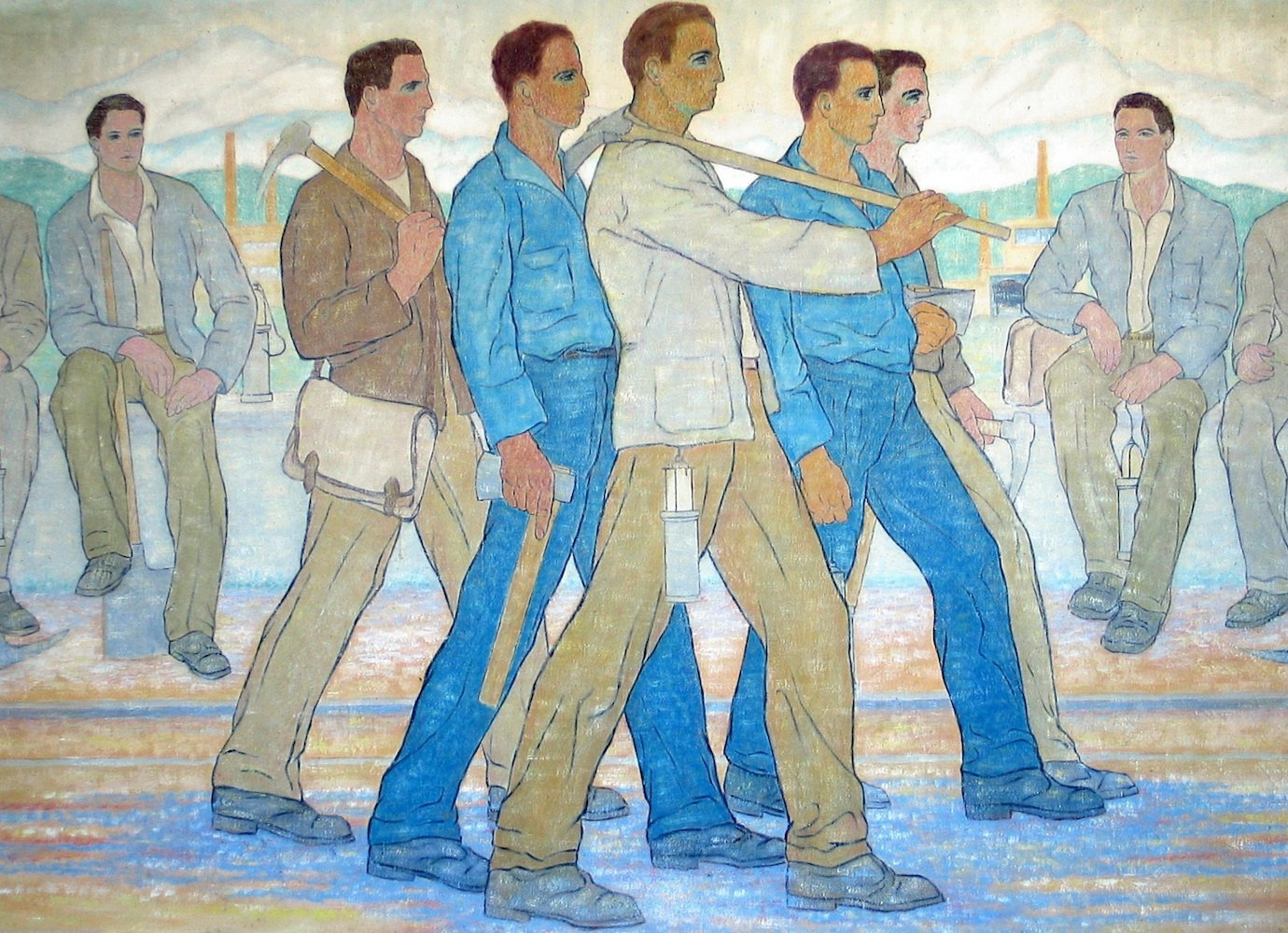 In praise of socialist realism: the forgotten artworks that revolutionised the image of the Eastern Bloc