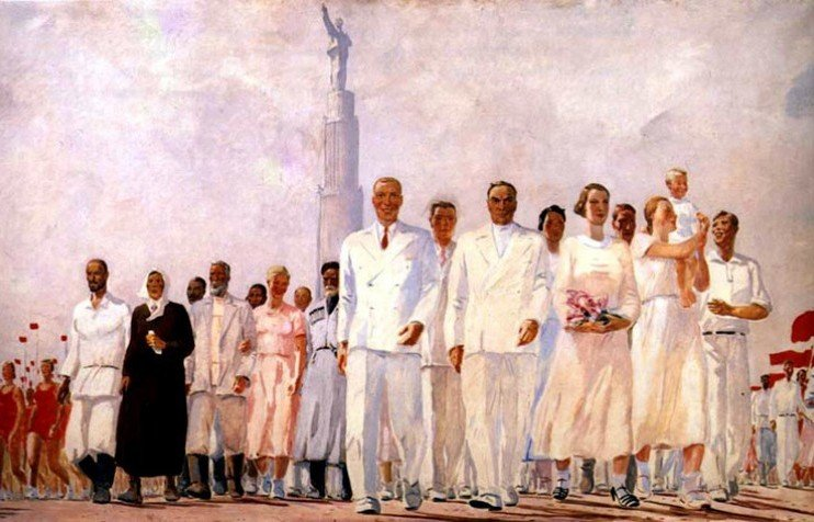 Everyday heroes: why is socialist realism back on the artistic agenda?