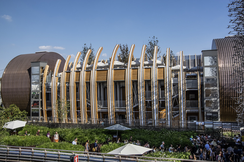 Hungarian Pavilion at Milan Expo 2015. Image: Stefano Merli under a CC license