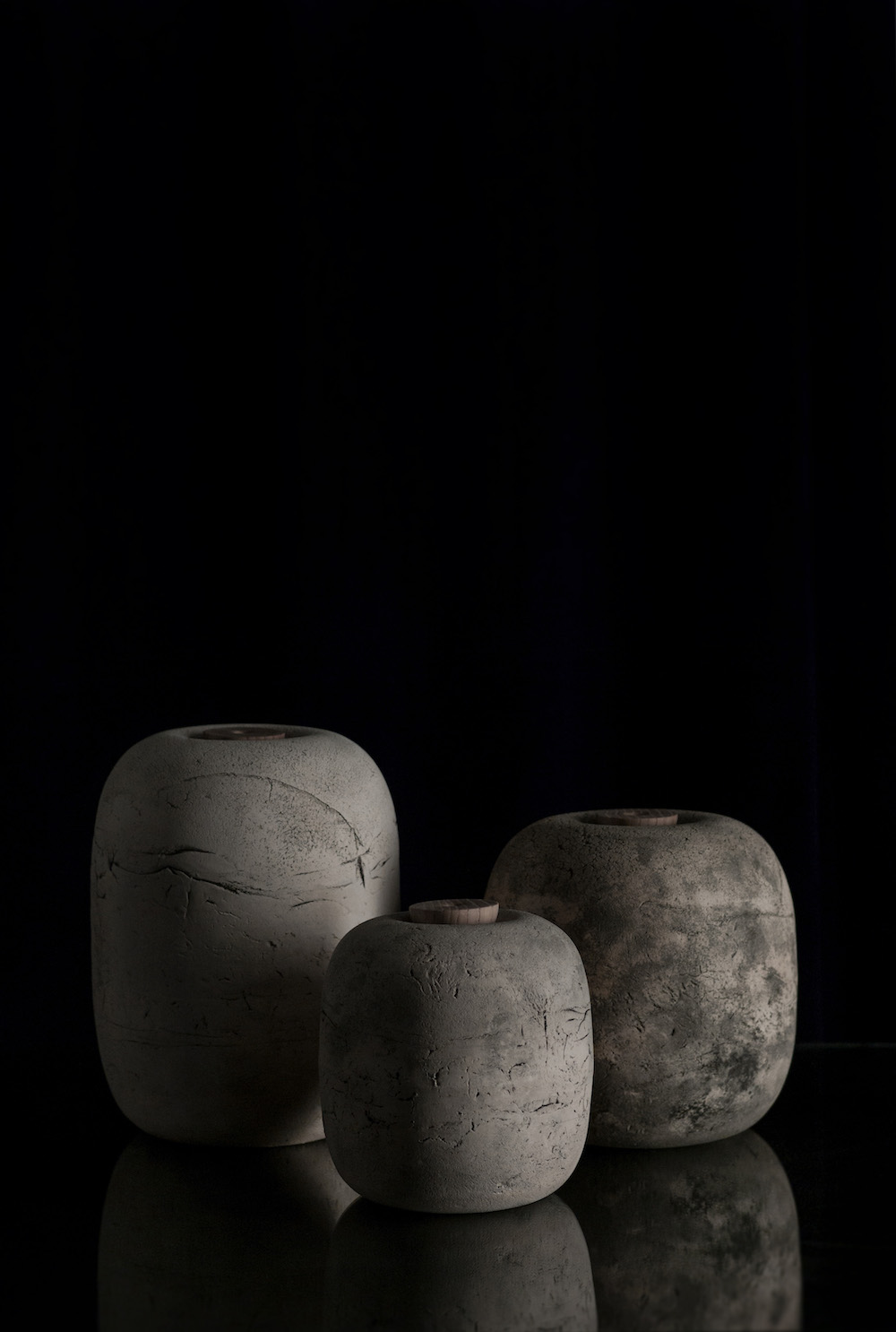 Urns collection, winner of the Product and Industrial Design category