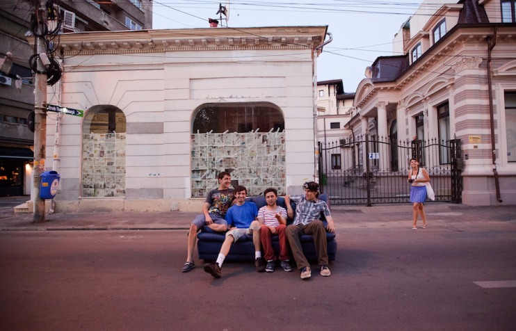 Creative Bucharest: step inside the art hubs, bars and co-working spaces reimagining the city