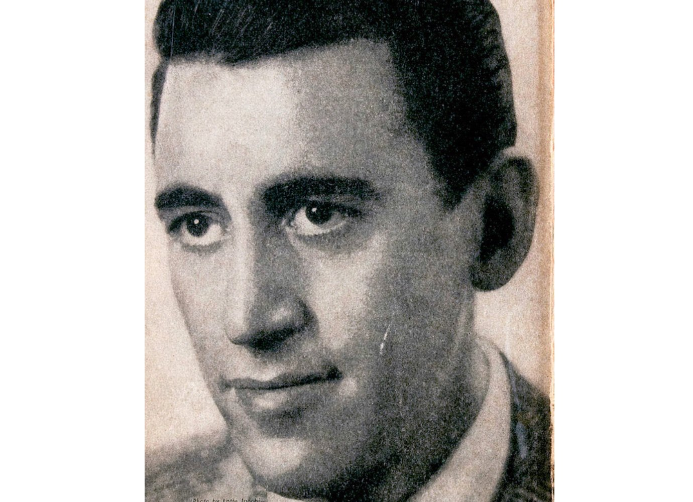 J.D. Salinger monument erected in Lithuania