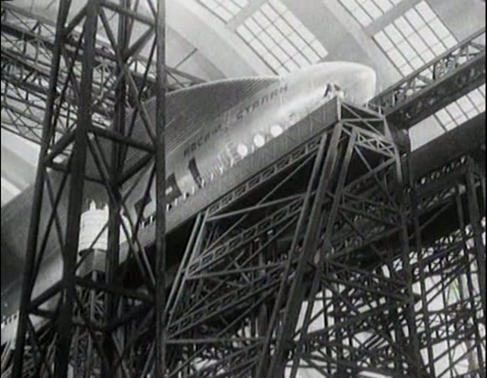 Still from <em>Cosmic Voyage</em> (1935)