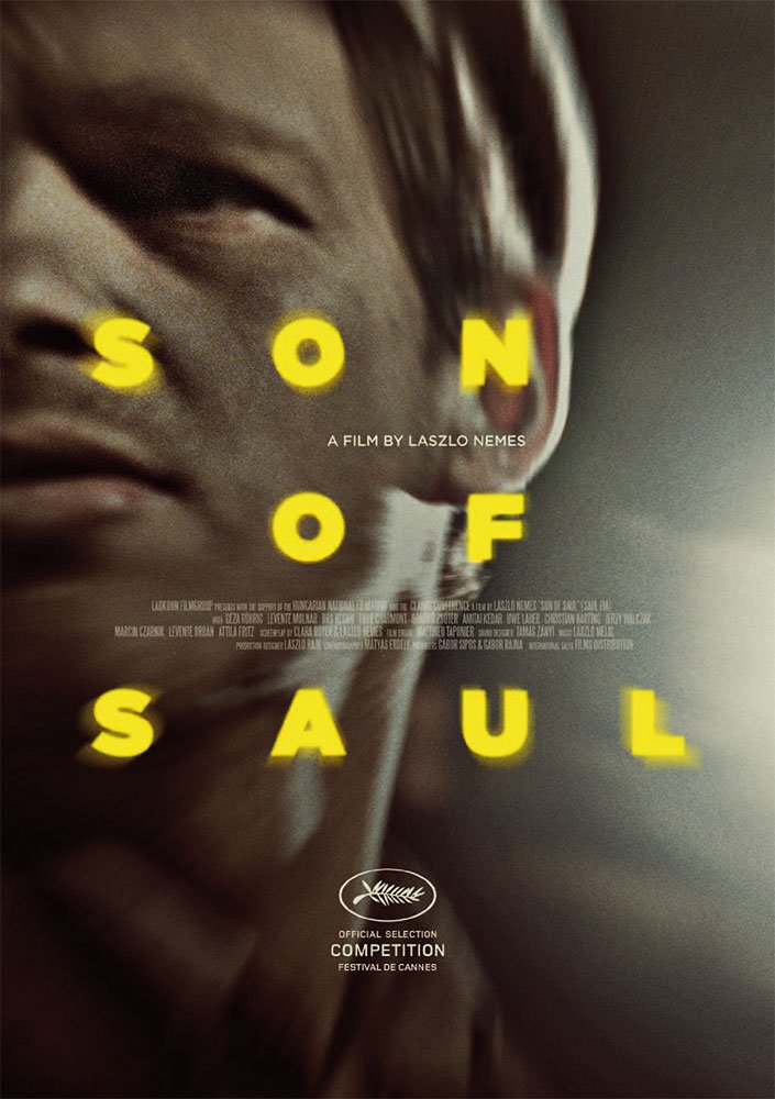 <em>Son of Saul</em> poster
